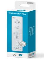 Wii U Remote Plus White (WIIU)
