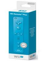 Wii U Remote Plus Blue (WIIU)