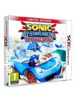 Sonic All Stars Racing Transformed 3DS (WII)