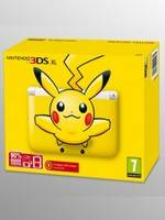Nintendo 3DS XL Pikachu Edition 3DS (WII)