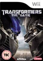 Transformers: The Game (WII)