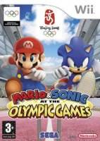 Mario and Sonic at the Olympic Games (WII)