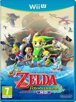 Koupit The Legend of Zelda Wind Waker HD (WIIU)