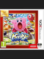 Kirby: Triple Deluxe - Select