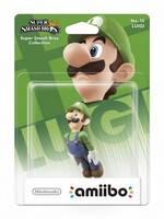 Figurka Amiibo Smash - Luigi (WIIU)