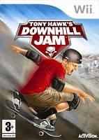 Tony Hawk Downhill Jam (WII)