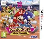 Mario Sonic at the London 2012 Olympic Games (3DS)