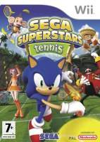 SEGA Superstars Tennis (WII)