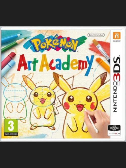 Pokémon Art Academy (3DS)