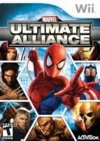 Marvel: Ultimate Alliance (WII)