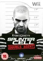 Splinter Cell: Double Agent (WII)