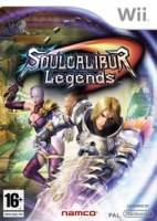 Soulcalibur Legends (WII)