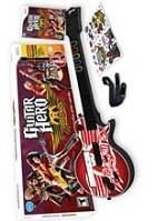 Guitar Hero: Aerosmith + kytara (WII)