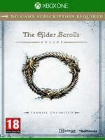 The Elder Scrolls Online: Tamriel Unlimited (XONE) + Zdarma steelbook a soundtrack
