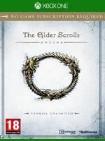 The Elder Scrolls Online: Tamriel Unlimited (XONE) + Zdarma steelbook a soundtrack