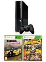 XBOX 360 Stingray 250GB + Forza Horizon + Borderlands 2 (XBOX 360)