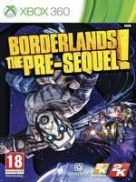 Borderlands: The Pre-sequel (XBOX 360) + Bonusové DLC