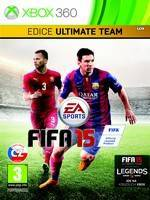 FIFA 15 - Ultimate team edition (XBOX 360)