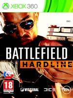 Battlefield: Hardline (XBOX 360) + Tričko s motivem hry