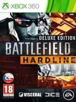 Battlefield: Hardline - Deluxe Edition (XBOX 360) + Tričko s motivem hry