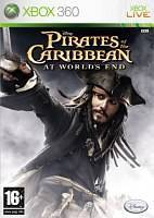 Pirates of the Caribbean: At Worlds End (X360)