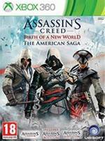 Assassins Creed - American Saga (XBOX 360)