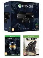 Konzole XBOX ONE + Call of Duty: Advanced Warfare + Halo Collection (XONE)