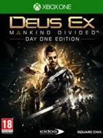 Deus Ex: Mankind Divided - Day One Edition (XONE)