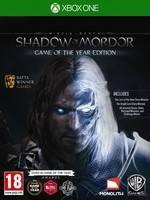 Middle-Earth: Shadow of Mordor Game of The Year Edition (XONE)