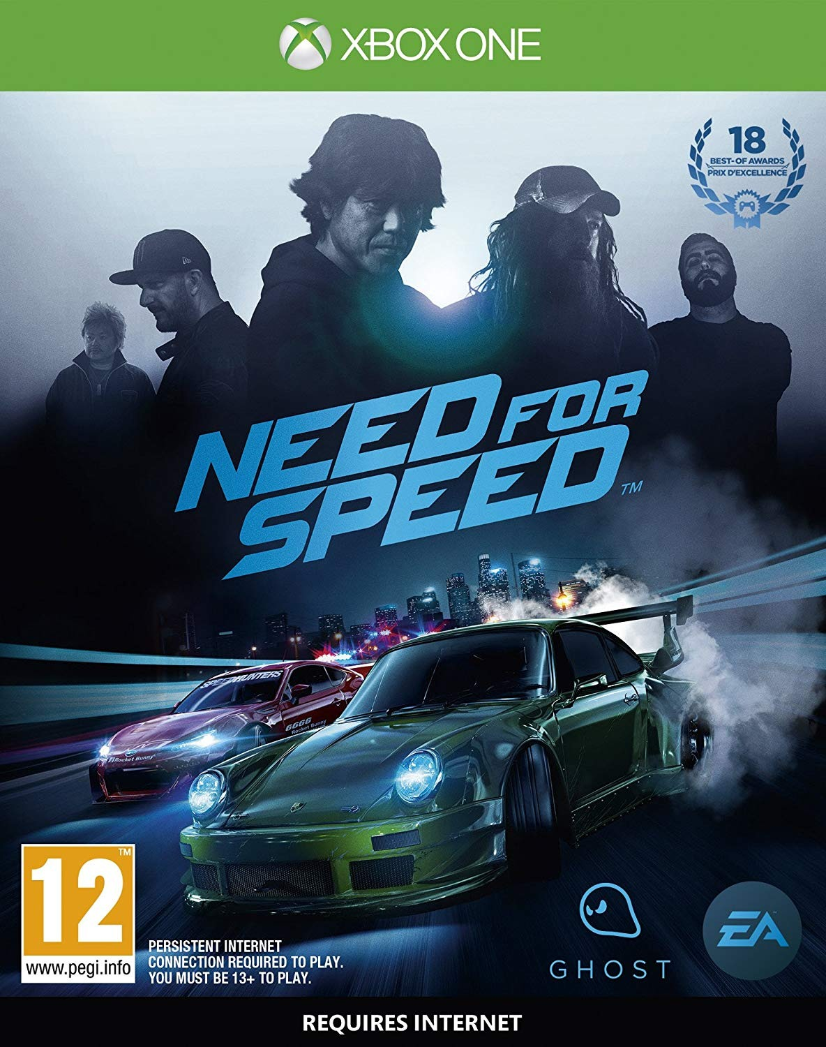 Need for Speed (XBOX)
