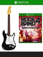 Rock Band 4 a Fender kytara