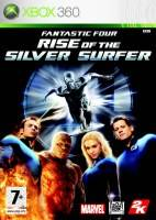 Fantastic 4: Rise of the Silver Surfer (X360)