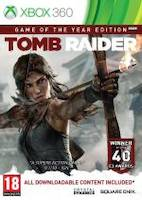 Tomb Raider (Game of the Year) (XBOX 360)