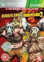 Borderlands Collection (1 + 2) (XBOX 360)