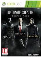 Ultimate Stealth Triple Pack (THIEF, Hitman, Deus Ex)