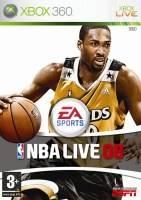 NBA Live 08 (XBOX 360)