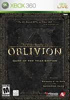 The Elder Scrolls IV: Oblivion GOTY (XBOX 360)