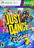 Just Dance: Disney Party 2 (XBOX 360)