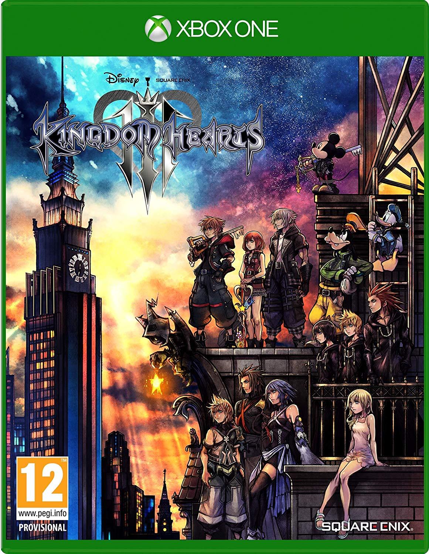 Kingdom Hearts III (XONE)