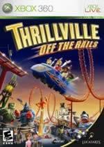Thrillville: Off the Rails (X360)