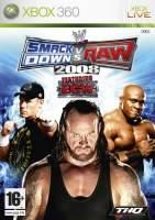 WWE SmackDown! vs. RAW 2008 (XBOX 360)