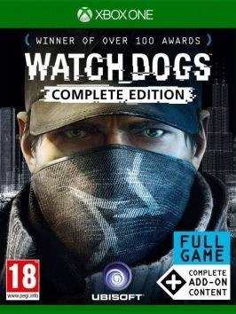 Watch Dogs: Complete Edition (XONE)