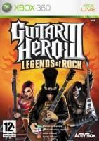 Guitar Hero III: Legends of Rock + kytara (XBOX 360)