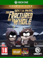 South Park: The Fractured But Whole - GOLD Edition (XONE)
