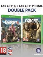 Doublepack - Far Cry 4 a Far Cry: Primal