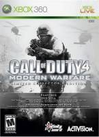 Call of Duty 4: Modern Warfare Collectors Edition (XBOX 360)