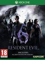 Resident Evil 6 HD (XONE)