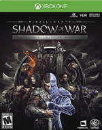 Middle-Earth: Shadow of War - Silver Edition (XONE)