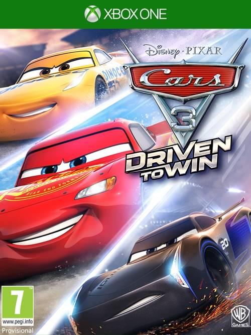 Cars 3: Driven to Win (XONE)
