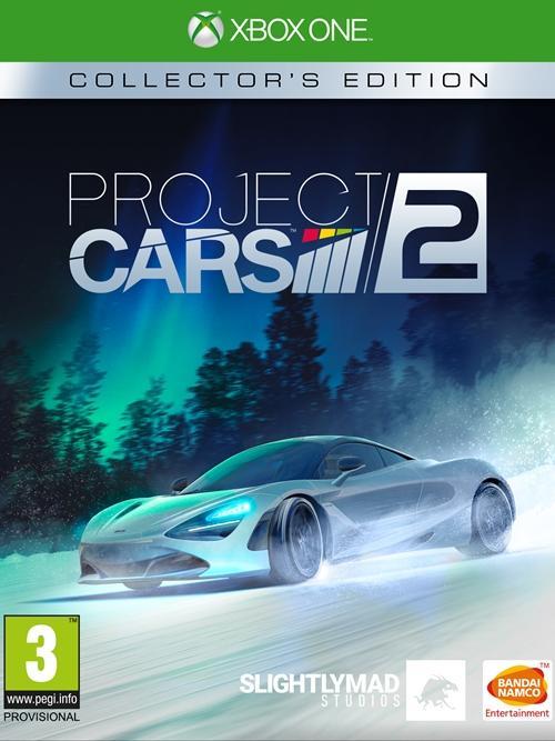 Project CARS 2 - Collectors Edition (XONE)